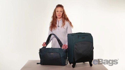 baggallini Stanza Tote & Chord Roller - eBags.com - image 4 from the video