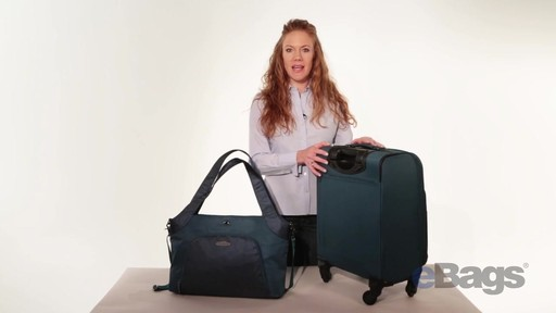 baggallini Stanza Tote & Chord Roller - eBags.com - image 8 from the video