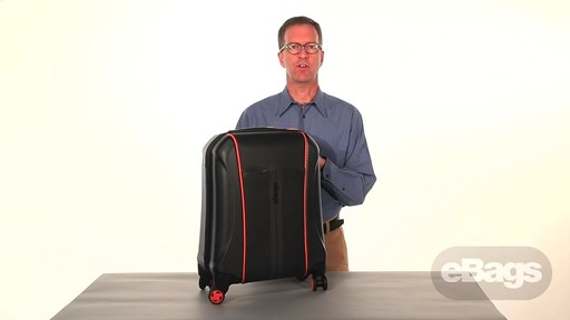eBags Hybrid Spinner Lite  - image 1 from the video