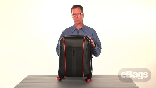 eBags Hybrid Spinner Lite  - image 5 from the video