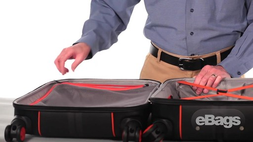 eBags Hybrid Spinner Lite  - image 8 from the video
