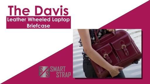 McKlein USA Davis Leather 15.4