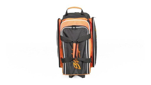 KR Strikeforce Bowling Krush Double Bowling Ball Roller Bag - eBags.com - image 4 from the video