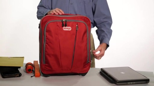 eBags TLS Vertical Mobile Office - image 10 from the video