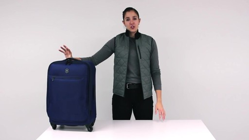 Victorinox Avolve Expandable Luggage - on eBags.com - image 2 from the video