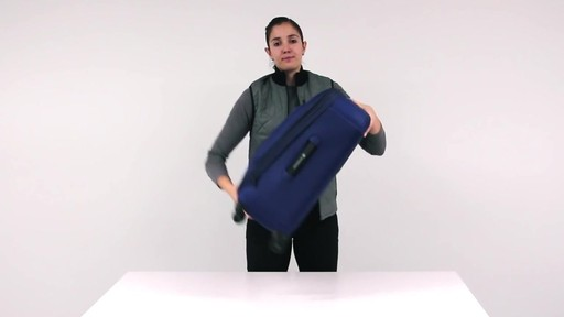 Victorinox Avolve Expandable Luggage - on eBags.com - image 3 from the video