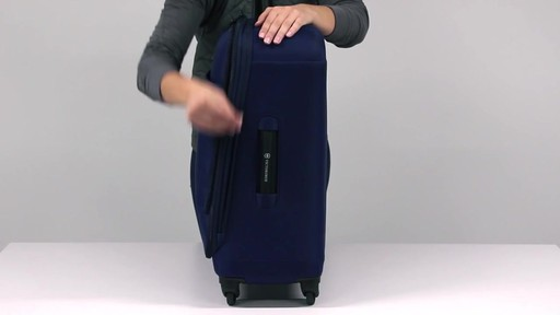 Victorinox Avolve Expandable Luggage - on eBags.com - image 5 from the video