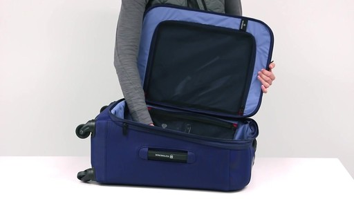 Victorinox Avolve Expandable Luggage - on eBags.com - image 8 from the video