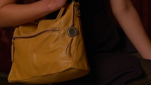 The Sak Esperato Flap Hobo - image 9 from the video