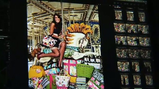 LeSportsac Photo Shoot - image 10 from the video