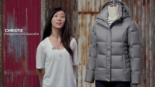 Patagonia Womens Down With It Jacket - image 1 from the video