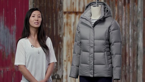 Patagonia Womens Down With It Jacket - image 10 from the video