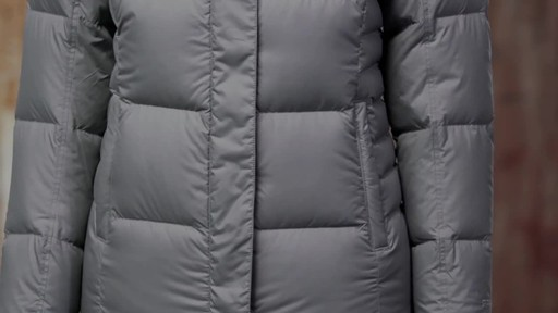 Patagonia Womens Down With It Jacket - image 3 from the video