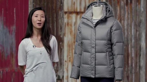 Patagonia Womens Down With It Jacket - image 4 from the video