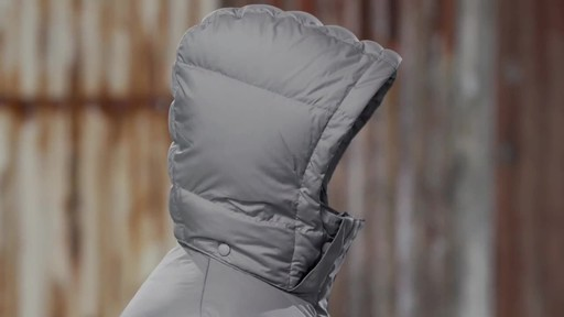 Patagonia Womens Down With It Jacket - image 5 from the video