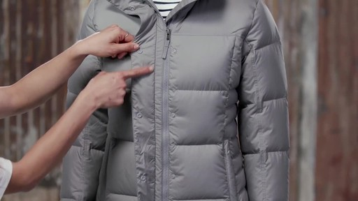 Patagonia Womens Down With It Jacket - image 6 from the video