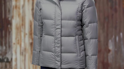 Patagonia Womens Down With It Jacket - image 8 from the video