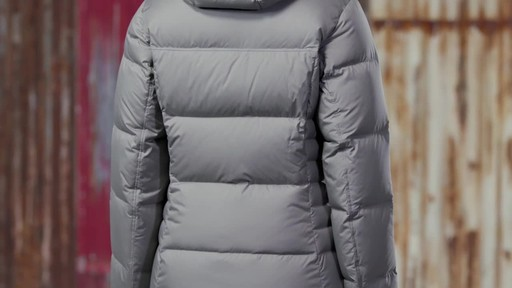 Patagonia Womens Down With It Jacket - image 9 from the video