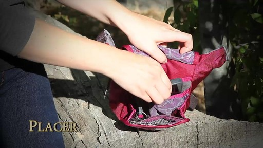 Overland Equipment Placer Shoulder Bag - image 5 from the video