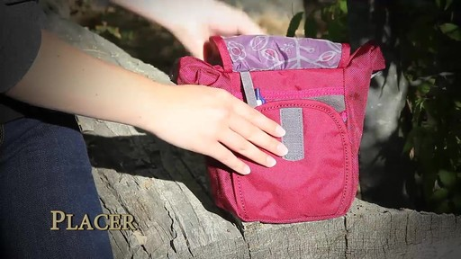 Overland Equipment Placer Shoulder Bag - image 7 from the video