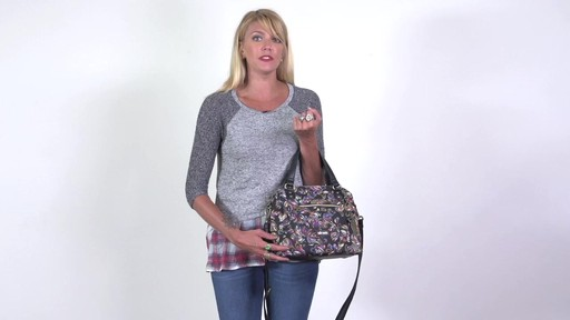 Sakroots - Artist Circle Crossbody Satchel - image 1 from the video