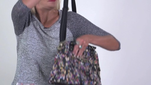 Sakroots - Artist Circle Crossbody Satchel - image 3 from the video