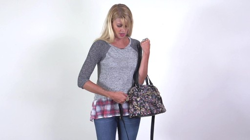 Sakroots - Artist Circle Crossbody Satchel - image 4 from the video