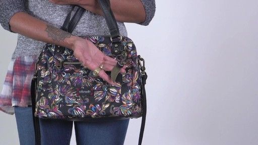 Sakroots - Artist Circle Crossbody Satchel - image 9 from the video