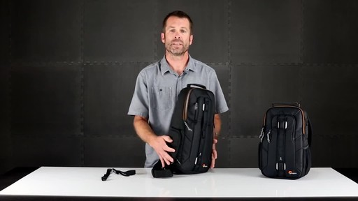 Lowepro Slingshot Edge Camera Cases - image 10 from the video