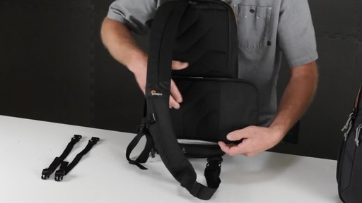 Lowepro Slingshot Edge Camera Cases - image 5 from the video