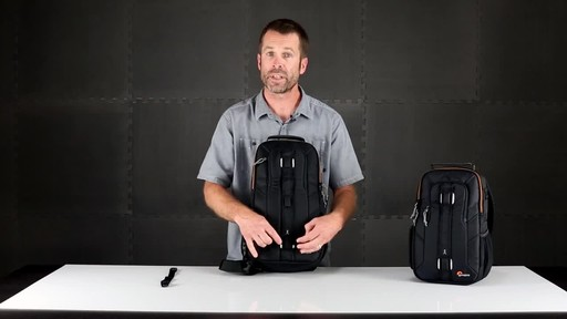Lowepro Slingshot Edge Camera Cases - image 7 from the video