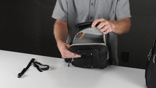 Lowepro Slingshot Edge Camera Cases - image 8 from the video