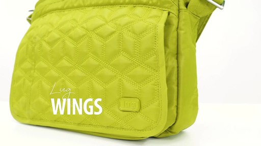 Lug Wings Day Bag - image 1 from the video