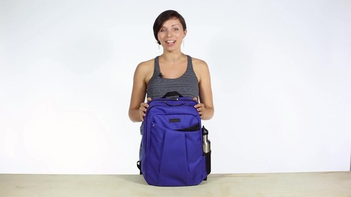 Timbuk2 El Rio Laptop Backpack - eBags.com - image 1 from the video