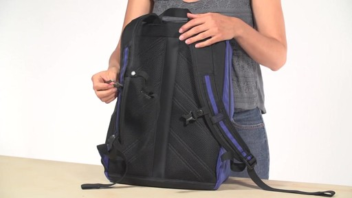 Timbuk2 El Rio Laptop Backpack - eBags.com - image 10 from the video