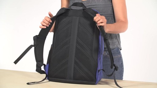 Timbuk2 El Rio Laptop Backpack - eBags.com - image 9 from the video