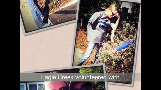 Eagle Creek - Buena Vista Volunteering - image 1 from the video