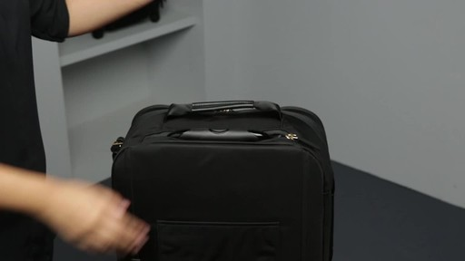 Tumi Voyageur Osona Compact Carry-On - image 1 from the video