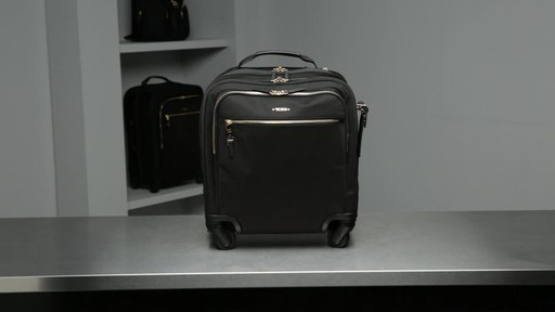 Tumi Voyageur Osona Compact Carry-On - image 10 from the video