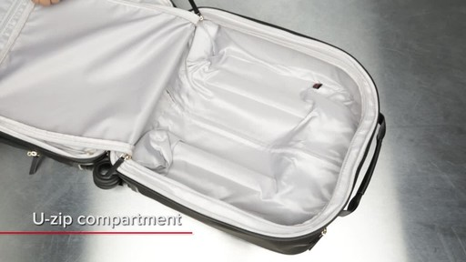 Tumi Voyageur Osona Compact Carry-On - image 9 from the video