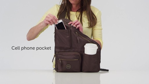 Sacs Collection by Annette Ferber Metro Bag-2 bag Set - eBags.com - image 2 from the video