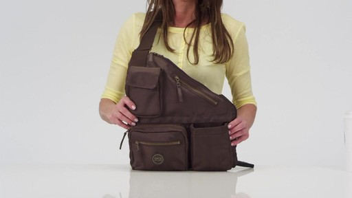 Sacs Collection by Annette Ferber Metro Bag-2 bag Set - eBags.com - image 3 from the video