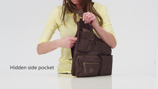 Sacs Collection by Annette Ferber Metro Bag-2 bag Set - eBags.com - image 4 from the video
