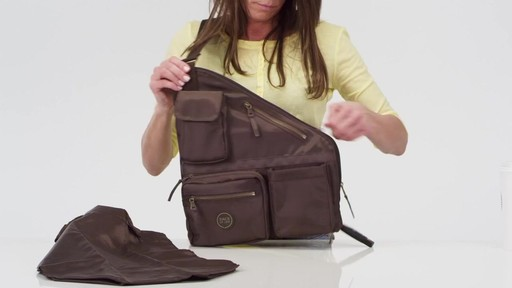 Sacs Collection by Annette Ferber Metro Bag-2 bag Set - eBags.com - image 8 from the video