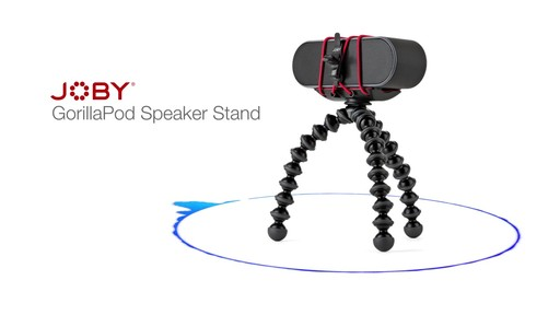 Joby GorillaPod Speaker Stand - image 10 from the video