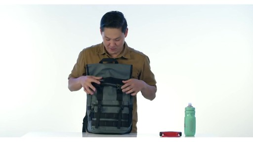 Timbuk2 Rogue Laptop Backpacks - image 4 from the video
