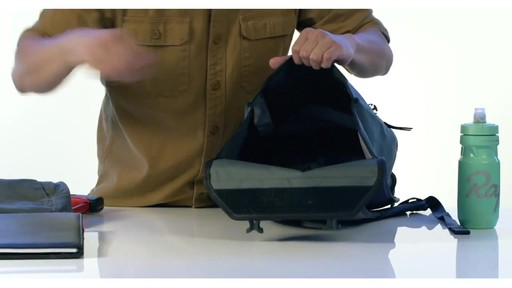 Timbuk2 Rogue Laptop Backpacks - image 5 from the video