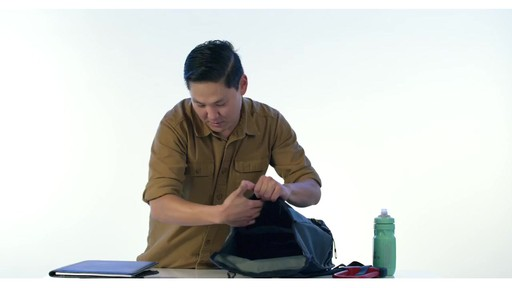 Timbuk2 Rogue Laptop Backpacks - image 8 from the video