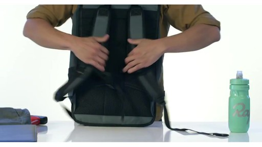 Timbuk2 Rogue Laptop Backpacks - image 9 from the video