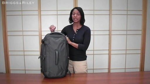 Briggs & Riley - BD126X Exchange 26 Duffle - image 2 from the video